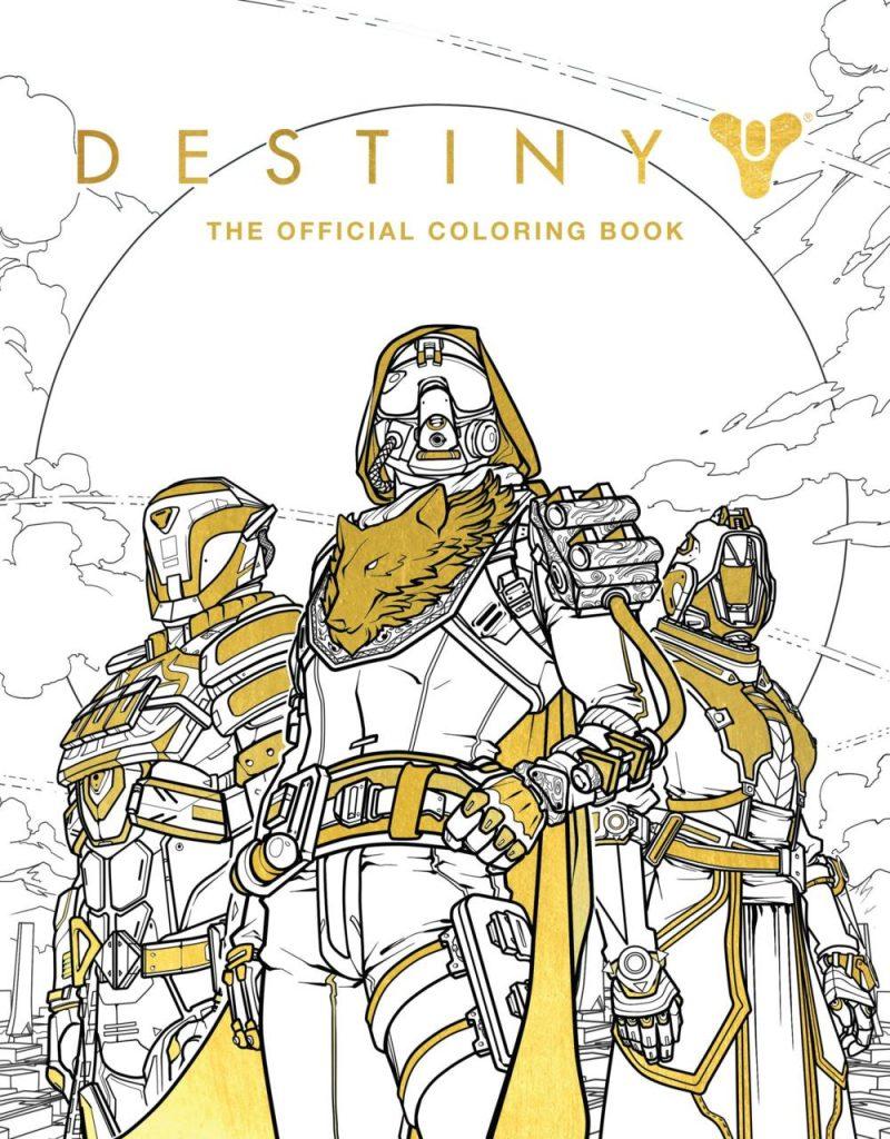 destiny-malbuch