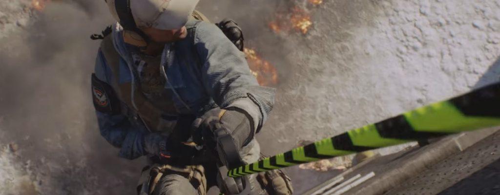 The Division: Update 1.8 bringt innovatives PvE-Gebiet – und mehr Waffen!