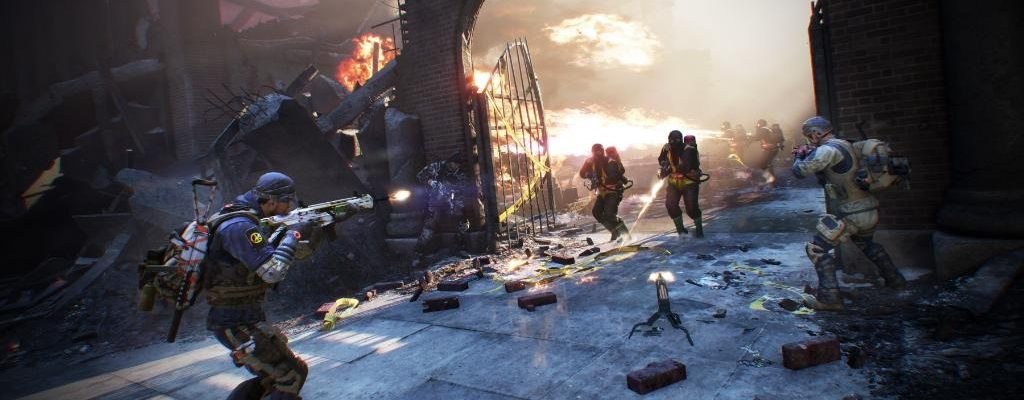 Info-Flut bei The Division: Neues Rogue-System, Patch 1.7.1, Global-Event 2