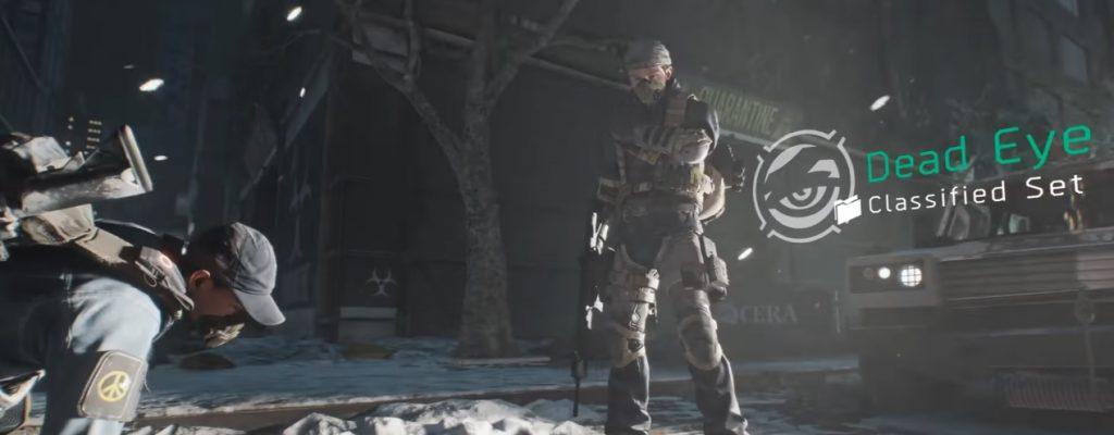 "The Division 1.7: Mächtiger ""Geheimer DeadEYE-Build"" – 1 Schuss, 1 Kill"