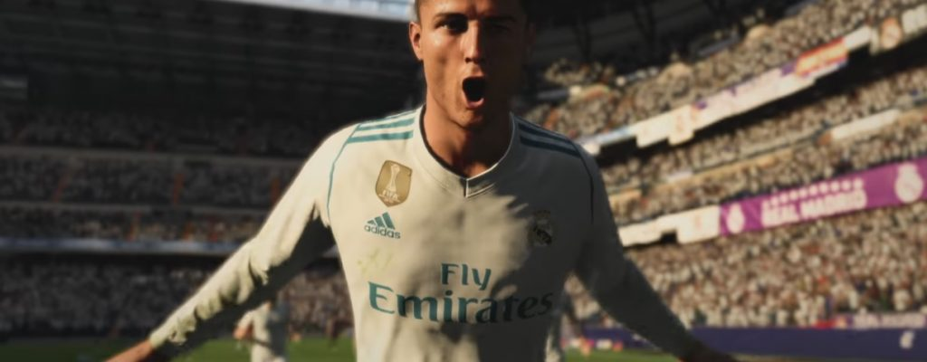 FIFA 18: Player-Faces und Grafik in neuem Video vorgestellt