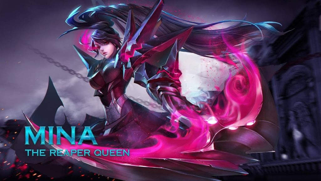 Arena of Valor Mina
