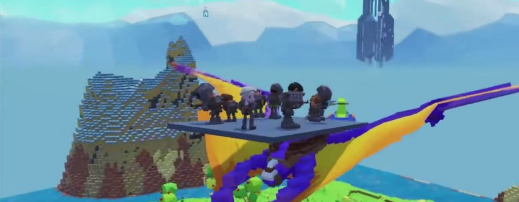 Ein Mix aus Minecraft und ARK! – Neues Survival-MMO PixArk angekündigt