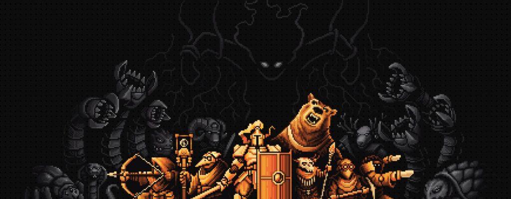 Survived By angekündigt – Neues Retro-MMORPG setzt auf Permadeath