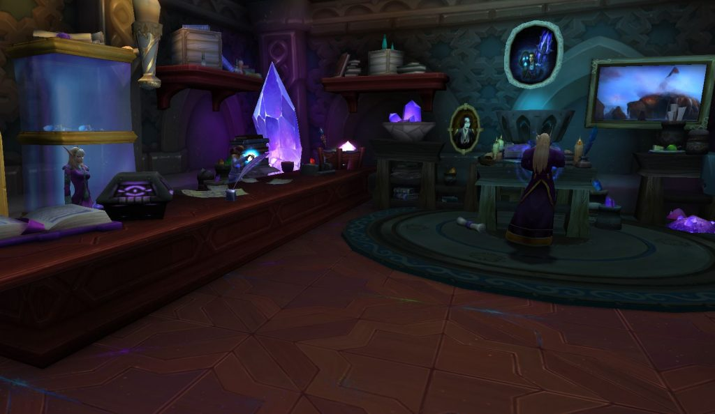 world of warcraft crafting enchant dalaran