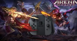 Arena of Valor Switch Titel
