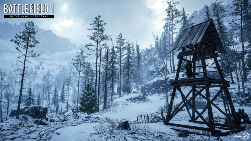 Battlefield 1 In the Name of the Tsar2