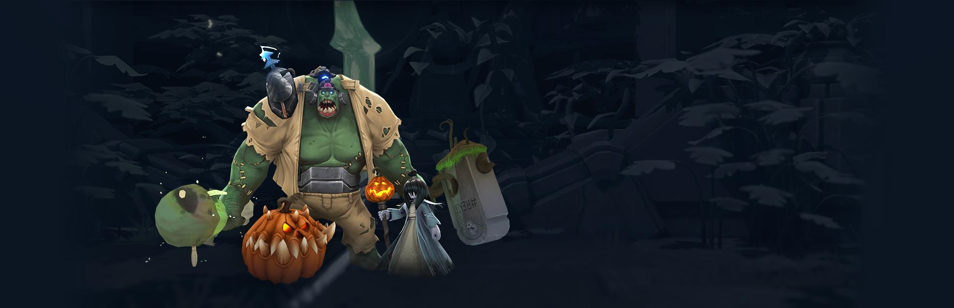 Battlerite-Halloween