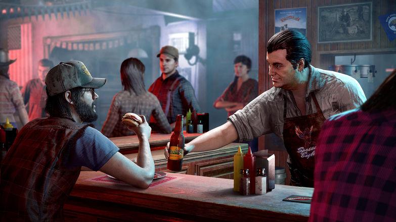 Far Cry 5 Drink