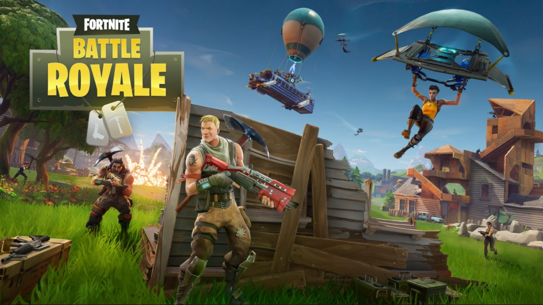 Fortnite-Battle-Royale-Titel