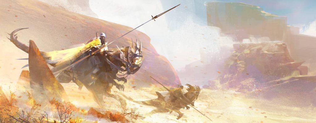 Guild Wars 2: Release-Uhrzeit – Heute Abend startet Path of Fire