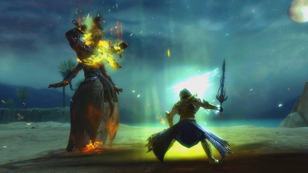 Guild Wars 2 Kampf