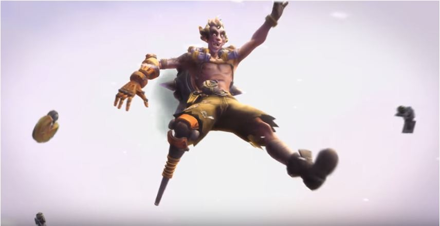 Heroes of the Storm Volskaya Junkrat