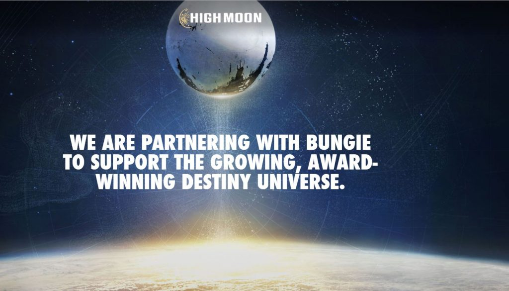 High Moon Partner Destiny