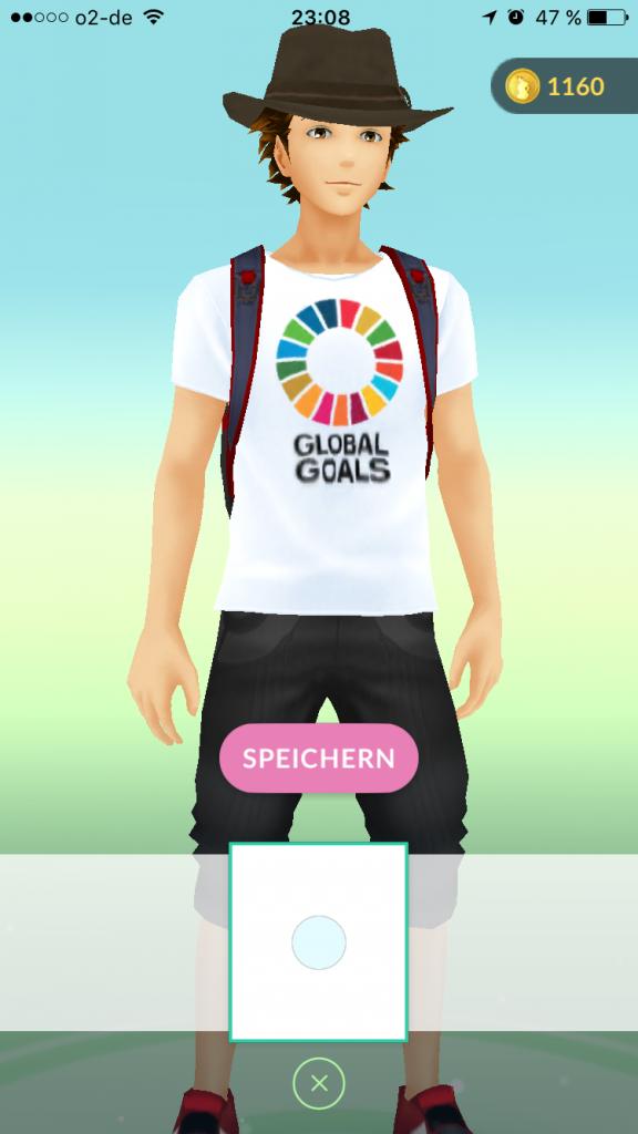 Pokémon GO Global Goals