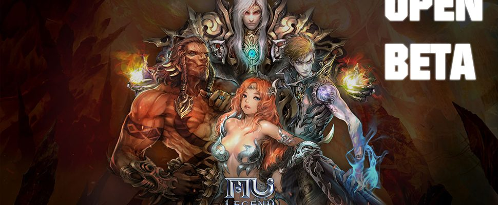 Diablo-MMO MU Legend startet Anfang November – Vorher noch Stress-Test