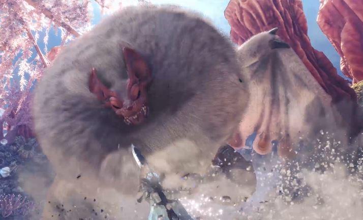 Monster Hunter World Fledermaus