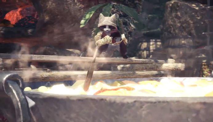 Monster Hunter World Koch