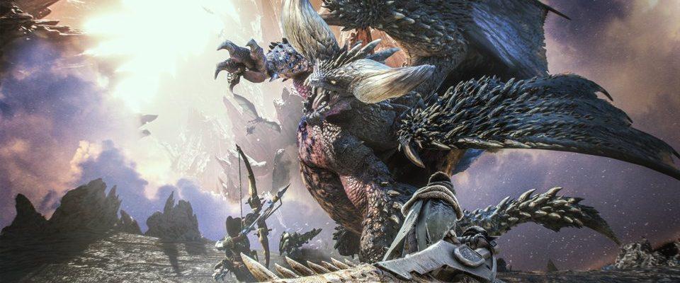 Monster Hunter World – Trailer enthüllt 6 neue Monster & Map!
