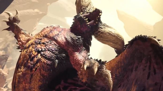 Monster Hunter World Nergigante1