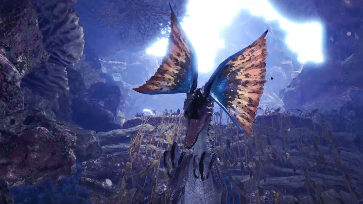 Monster Hunter World Neues Monster1