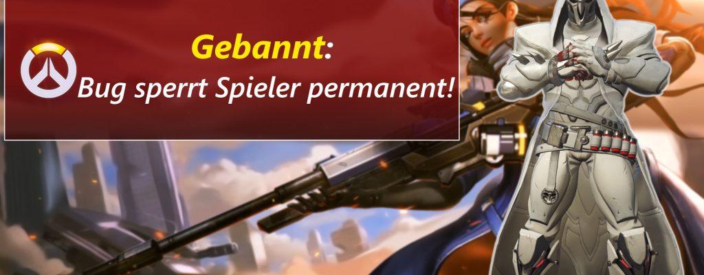 Overwatch: Achtung! Neuer Bug bannt Spieler zu Unrecht