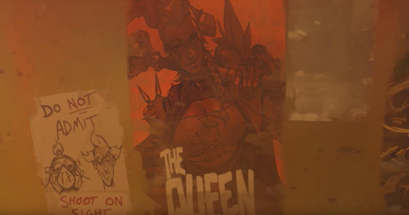 Overwatch Queen