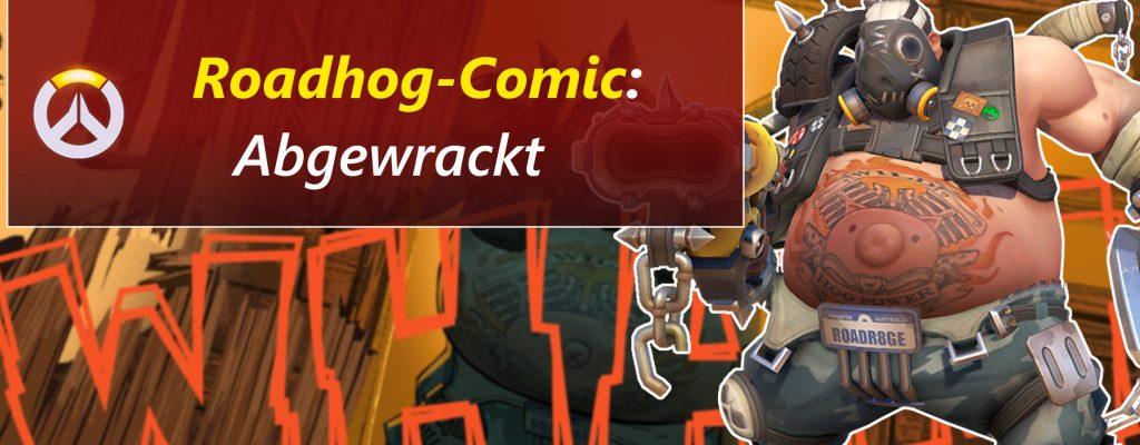 Overwatch: Roadhog hasst die Welt – Neuer Comic zum Dickerchen