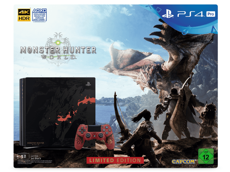 PS4-PRO-1TB-Monster-Hunter-World