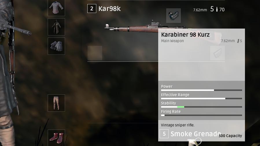 PUBG Kar98