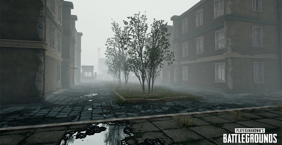 PUBG Nebel-4