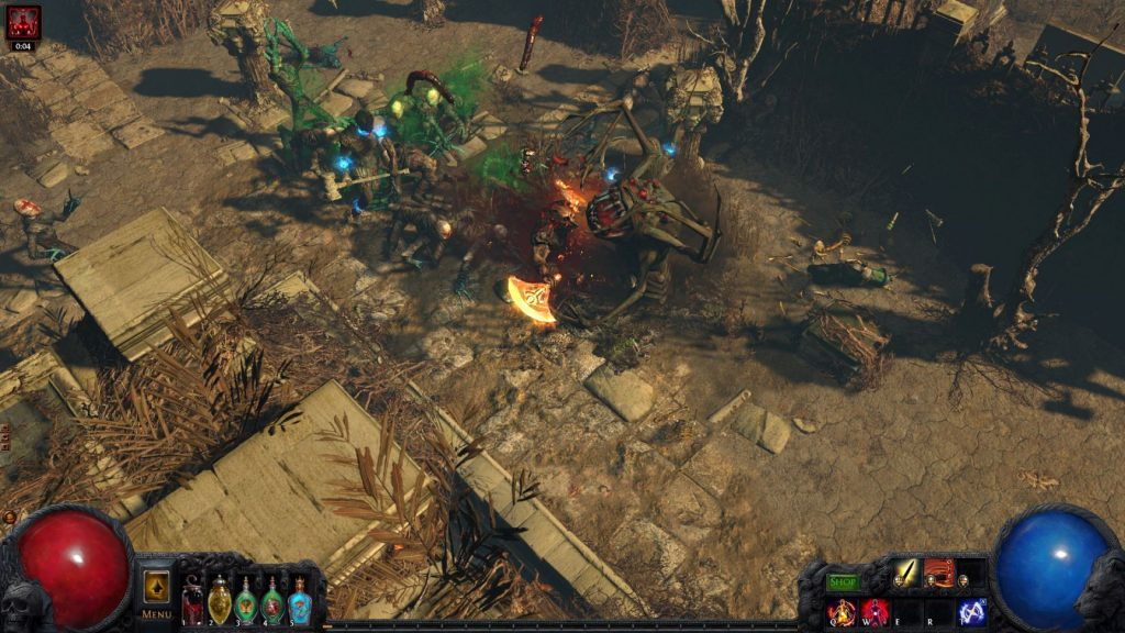 Path of Exile Gameplay