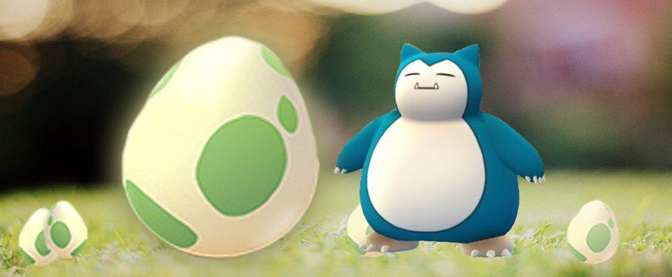 Pokémon GO Event: Diese Monster gibt's in den besonderen 2km Eiern