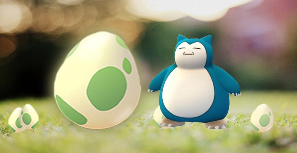 Pokémon GO 2km Eier