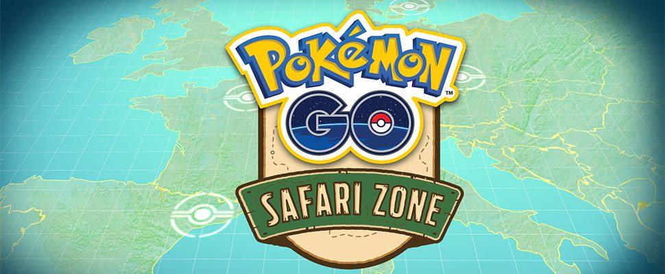 Safari-Zone-Events in Pokémon GO: Seltene Monster auch ohne Ticket