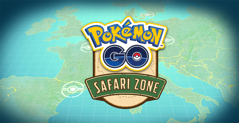 Pokémon GO Safari Titel