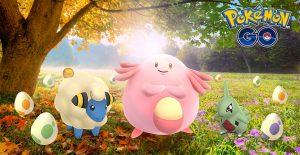 Pokémon GO Sonnenwende Titel