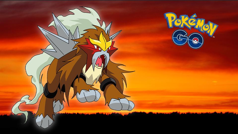 Pokemon-Entei