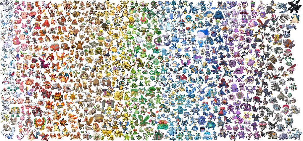 Pokemon alle
