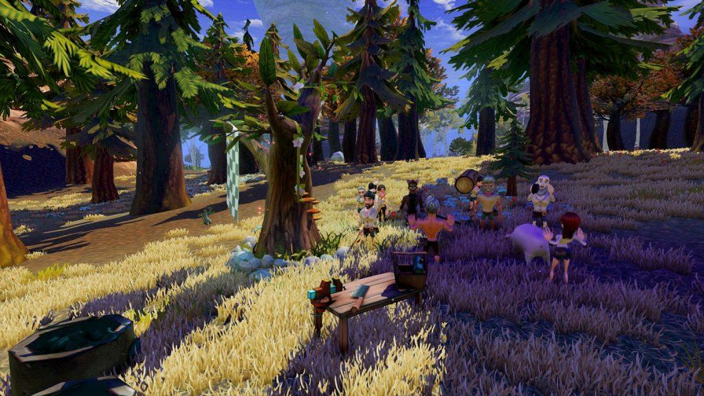 Tree of Life Gameplay