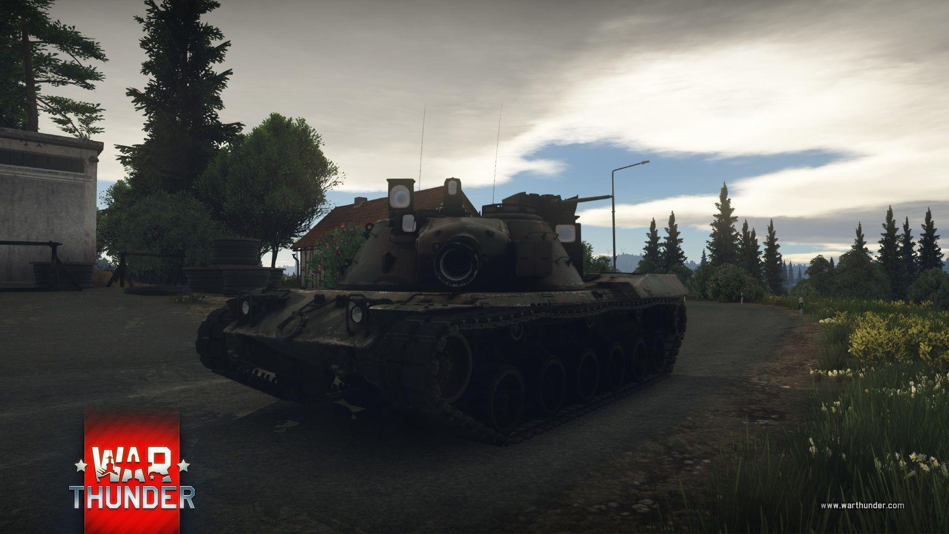 War Thunder 1 71 14