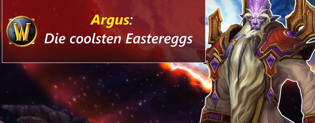 WoW: Eastereggs auf Argus – Diese Fan-Idee ist nun Teil der Lore