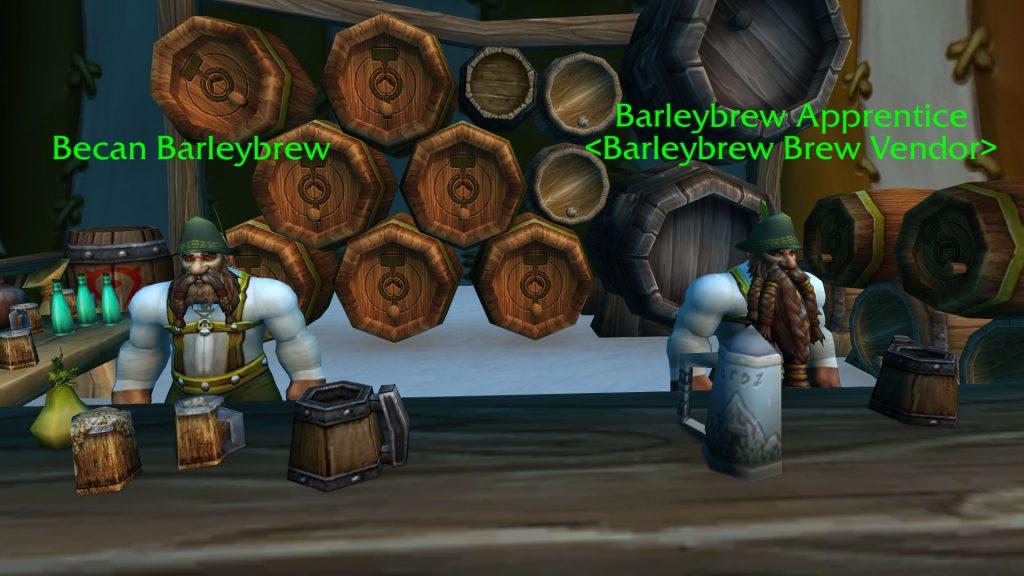 WoW Braufest Buddies dwarf