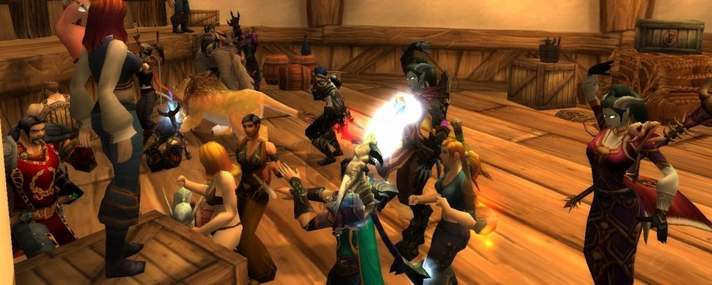 WoW Pikkolo Flammenfeuer Auction House