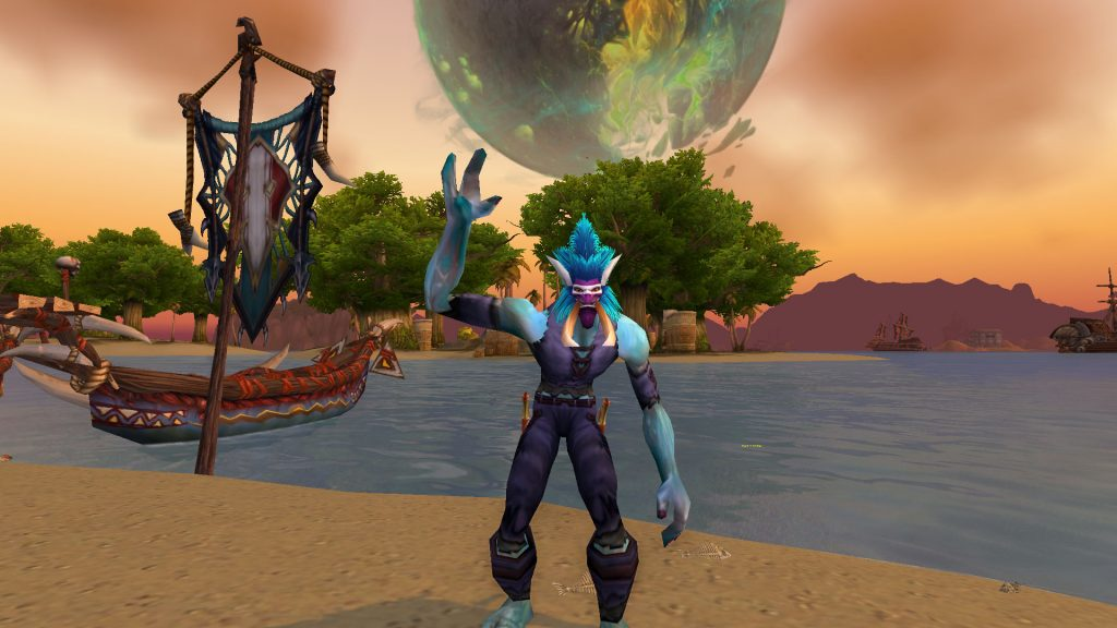 World of WArcraft Troll