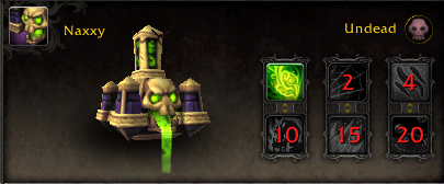 World of Warcraft Argus Pet Naxxy