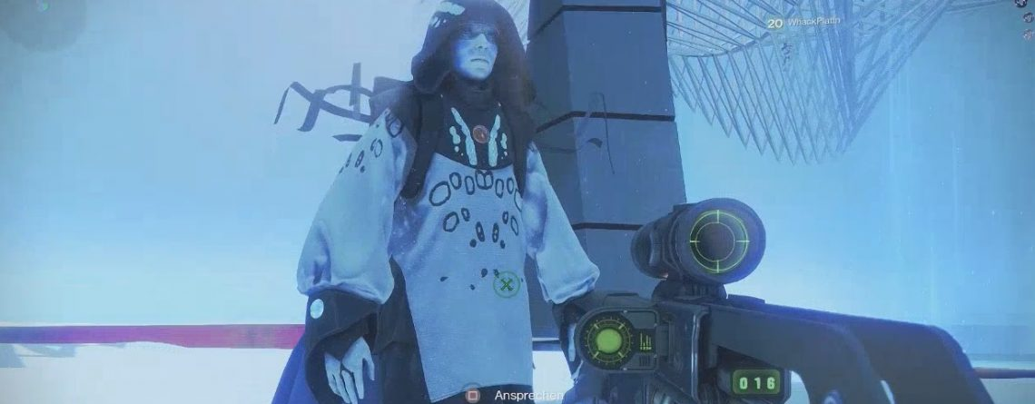 Neuer Dialog in Destiny 2 lässt vermuten: Wir Spieler sind Götter