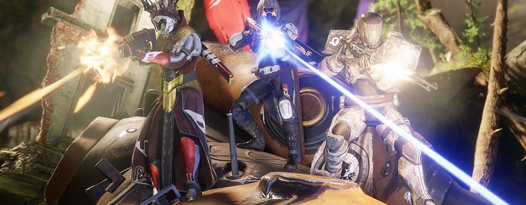 Destiny 2: Nächste Wartung angekündigt – danach gibt's die Fraktions-Prämie