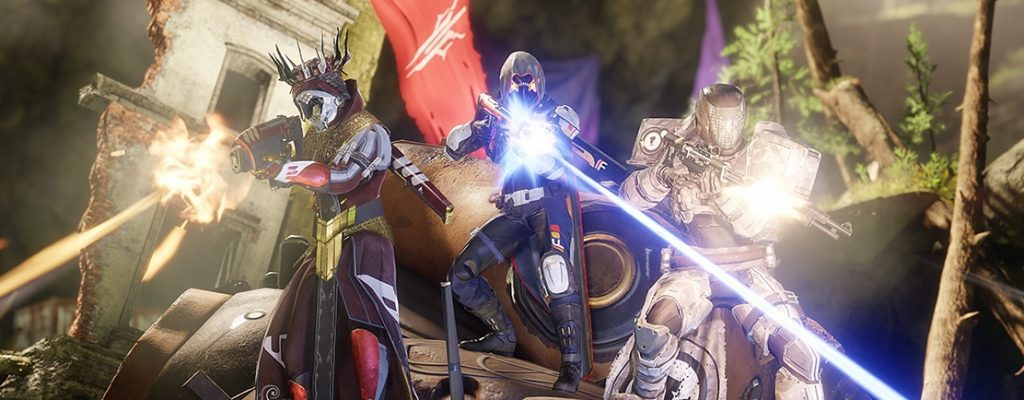 Destiny 2: Weekly Reset am 27.2. – Sieger der Fraktions-Rally steht fest