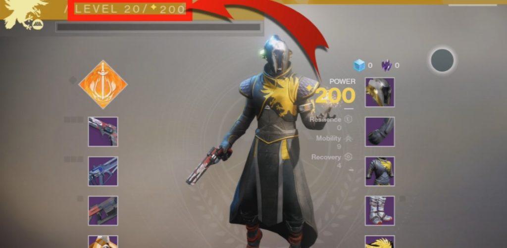 destiny-2-level-kraft-level